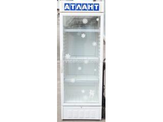 Холодильный шкаф-витрина- Атлант ШВУ Б/У