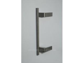 Ручка для холодильника liebherr 33,5 см. Оригинал металлик
