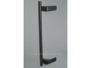 Ручка для холодильника liebherr 45,5 см. Оригинал металлик