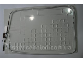 Испаритель холодильника 45/60 с капиллярной трубкой