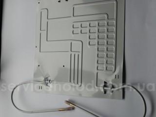 Испаритель холодильника 2-патрубковый 45/37 см.