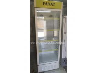Холодильник для напитков и воды в кафе, ресторан