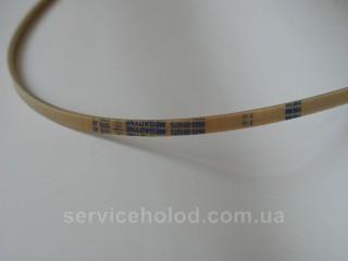 Ремень для стиральных машин 1270 J3 «Megadyne» желтый