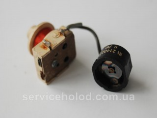 Пусковое реле холодильника RS8 Б/У