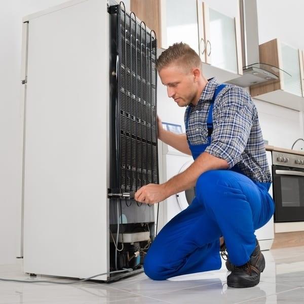 master repair refrigerator